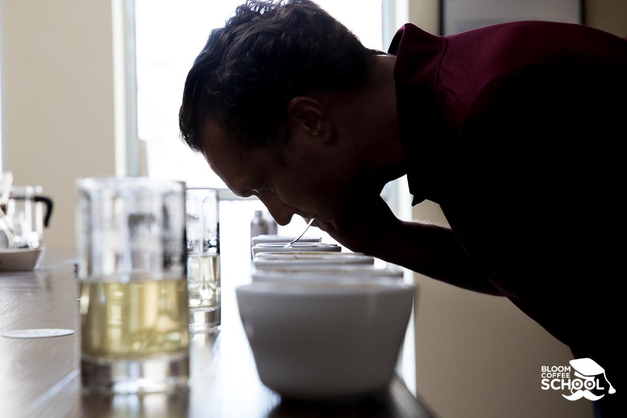 La parte più sens…oriale del caffè!Parte 1: l'olfatto